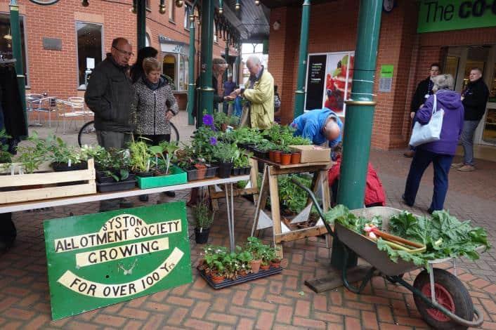 Spring 2016 Plant Sale